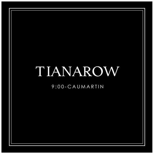 "Our EP ""9:00 CAUMARTIN"" is officially out! https://itunes.apple.com/fr/album/9-00-caumartin-ep/id1014951555  https://soundcloud.com/tianarow"