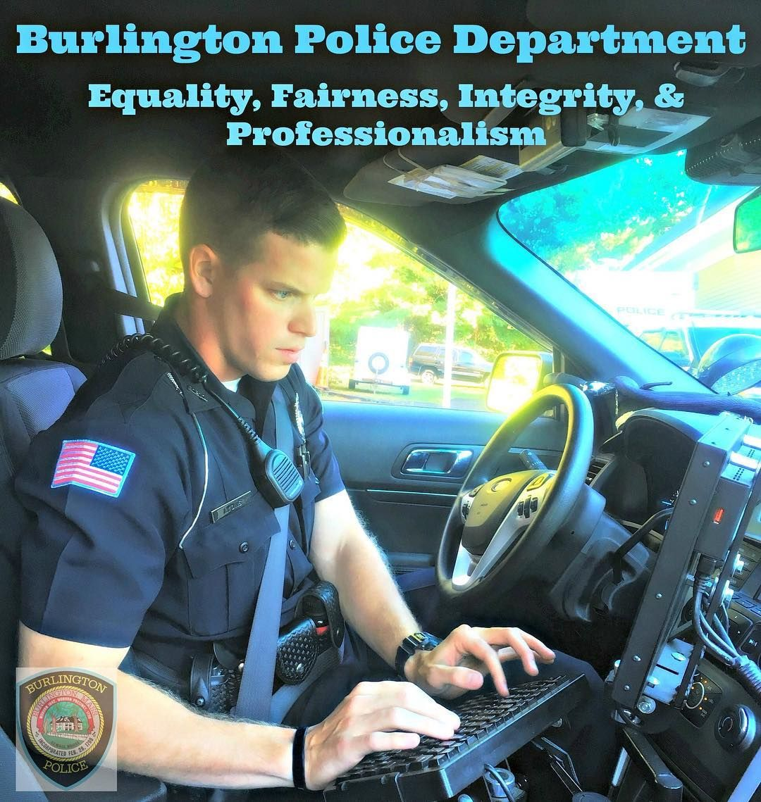 Recruitment The Burlington Massachusetts Police