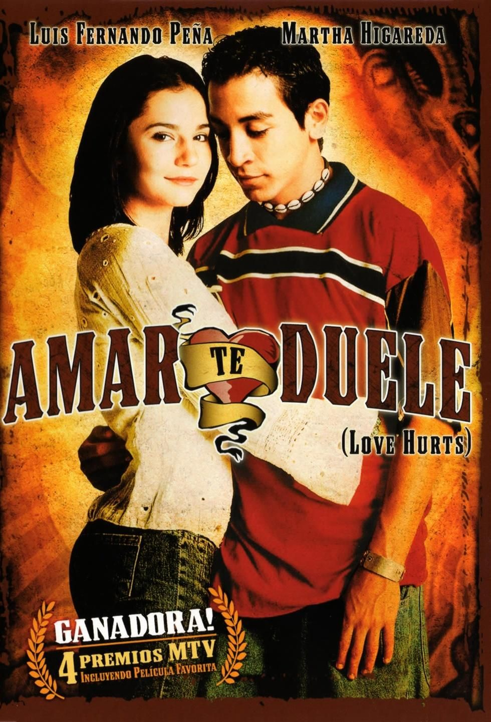 Amar Te Duele Full Movie amar te duele (2002) renata is a young high-class girl and