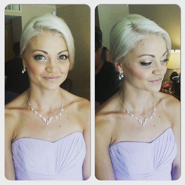fabulous vancouver wedding Bridal is in the air! #makeupbyme #makeup #hairbyaubreybv #lovethis #vancouver #vancouverhair #vancitybuzz #braid #bridal #bridevancouver #whistlerwedding #bridesmaid #sister #beautiful #fun #modernsalon  #vancouverwedding #vancouverweddingmakeup #vancouverwedding