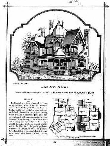 Pin by Kristina Kay on George F. Barber, Architect