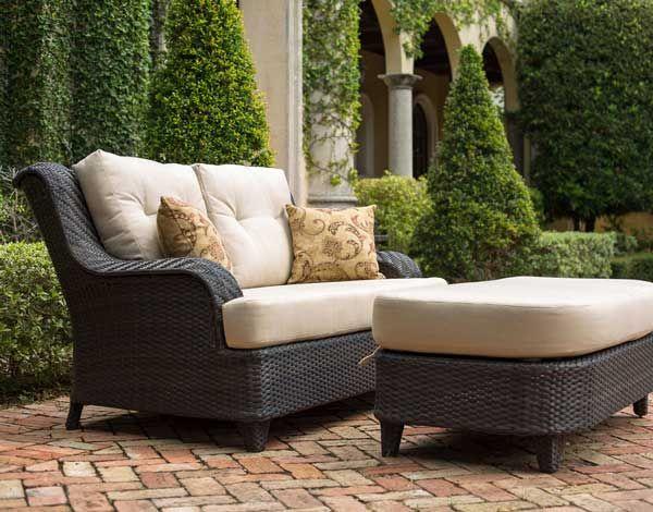 Deep Seating Wicker Patio Furniture, Deep Seating Outdoor Furniture