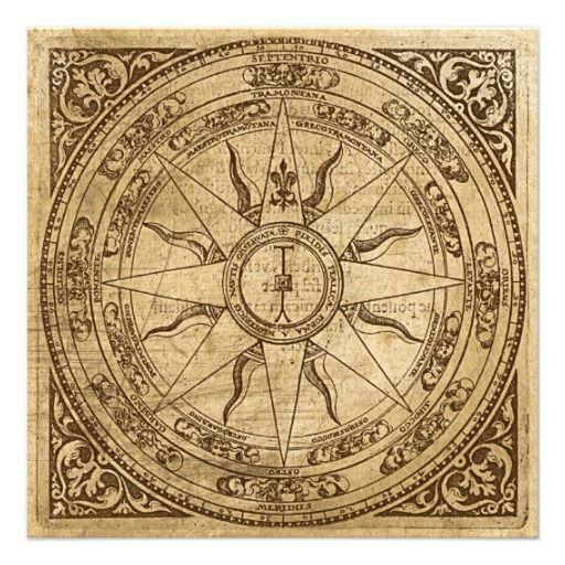 Compass Rose Bing Images Vintage Compass Compass Rose Antique Maps