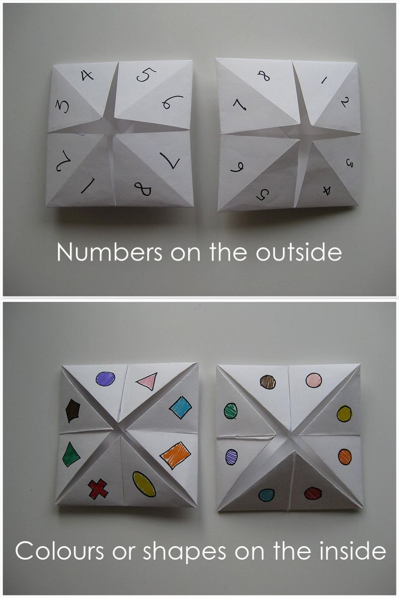 Do you remember making simple origami fortune tellers as a kid do you remember making simple origami fortune tellers as a kid these were so easy jeuxipadfo Gallery