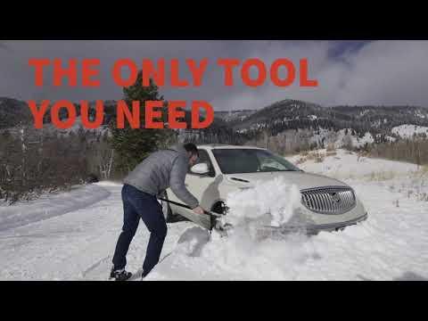 8118 Stealth Shovel Vs Snow Storm Youtube Stealth Storm Snow Storm