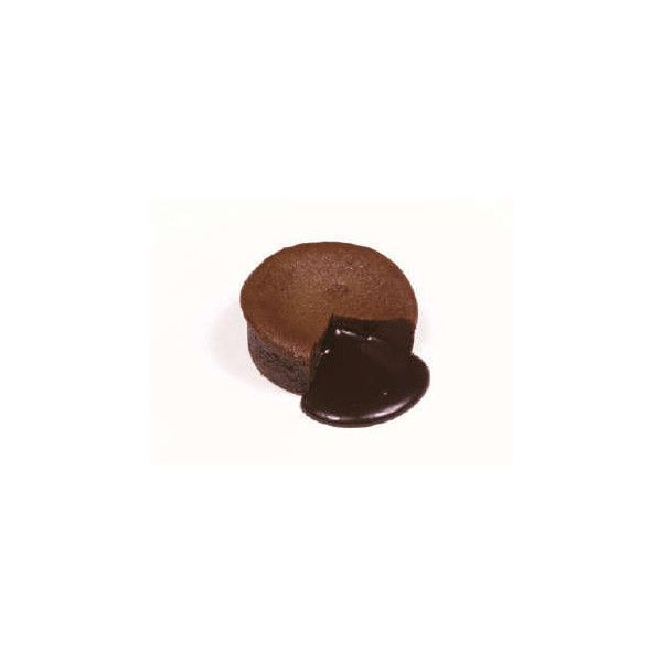Chocolate lava cake (salvsnena) ❤ liked on Polyvore featuring chocolate and sweets