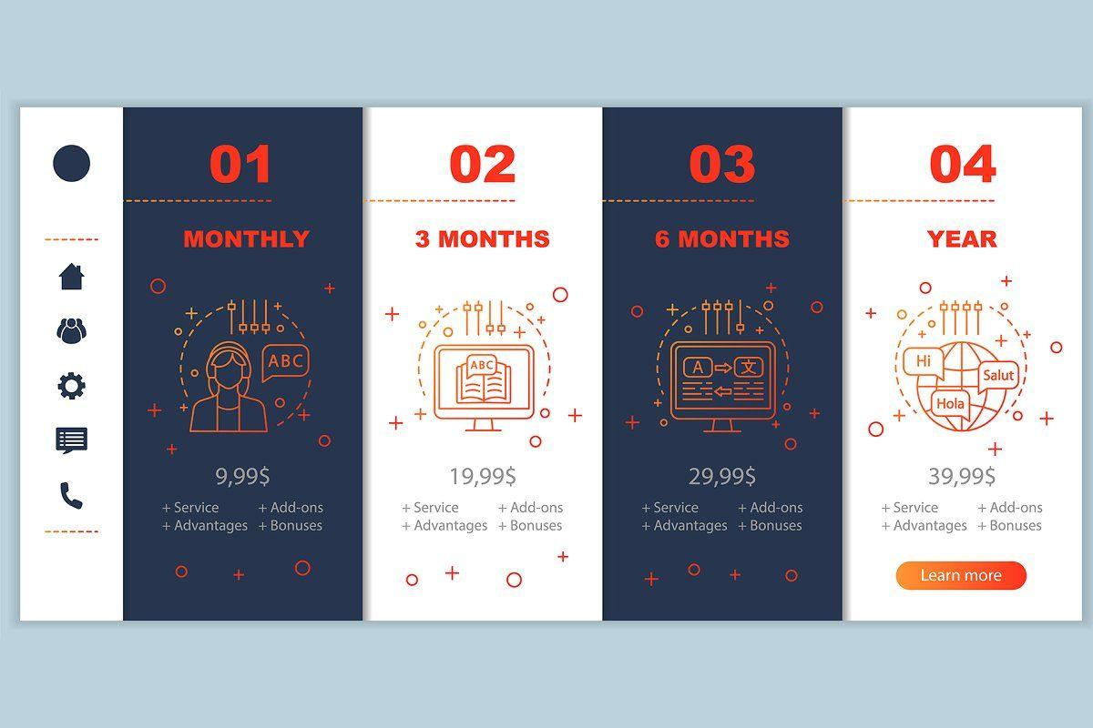 Language learning online school app in 2020 online