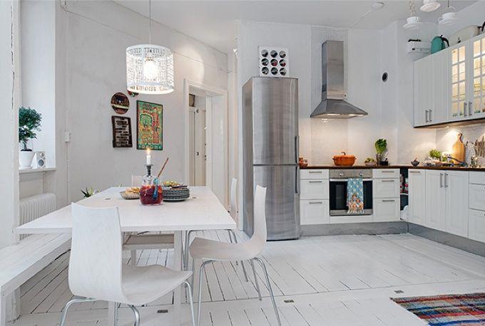 Voorbeeld van keuken bank inspiration housing pinterest