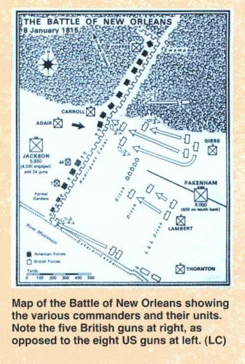 15 Best Battle of New Orleans images