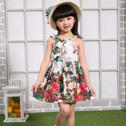 Cute modern baby girl clothes