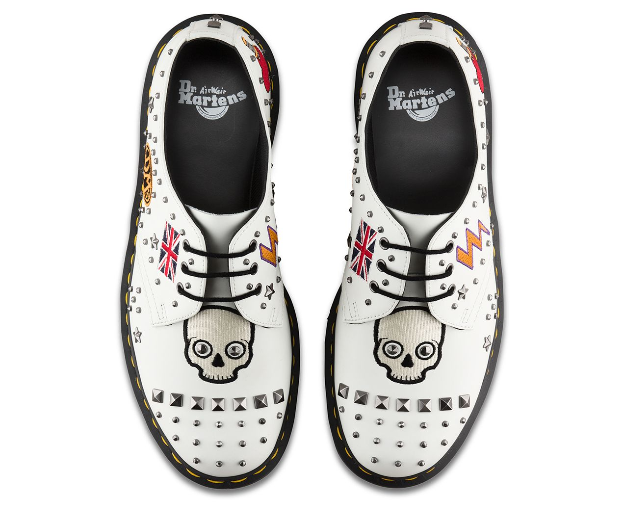 745ae58453eb4 Dr martens 1461 rock & roll in 2019 | Whut up Doc | Rockabilly shoes ...