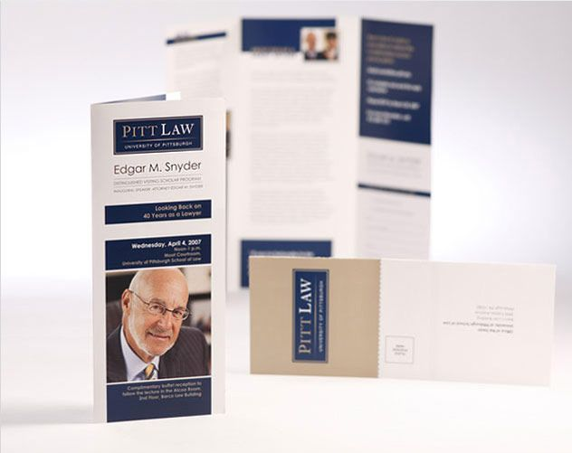 Law Firm Brochure Design  Brochures