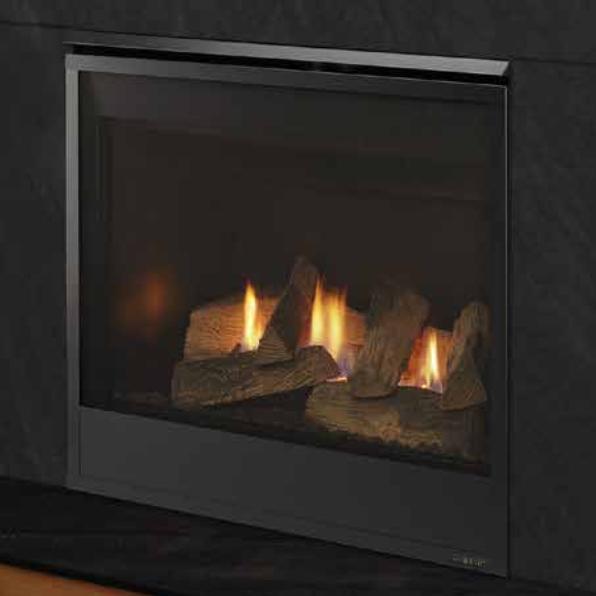 Majestic Mercury 32 Direct Vent Gas Fireplace Merc32 Gas