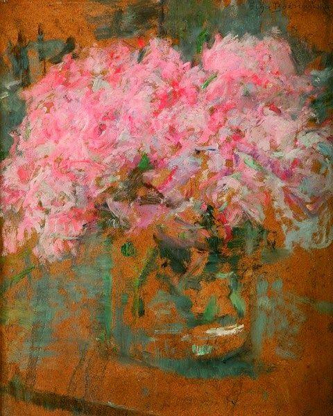 Olga Boznanska Impressionist Painter Famous Art Paintings Famous Art Pieces Olga Boznanska
