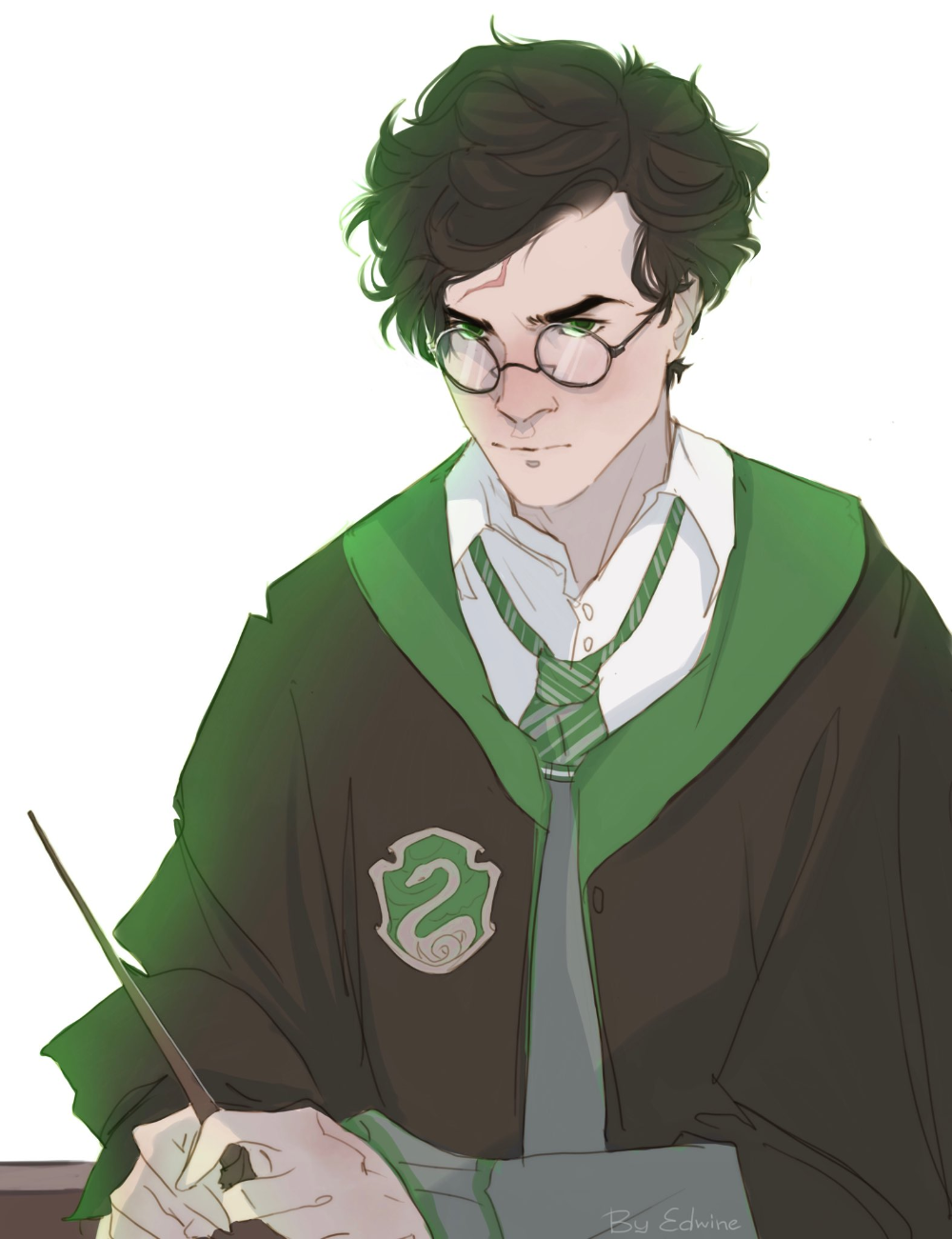 Pin On Harry Potter Twisted