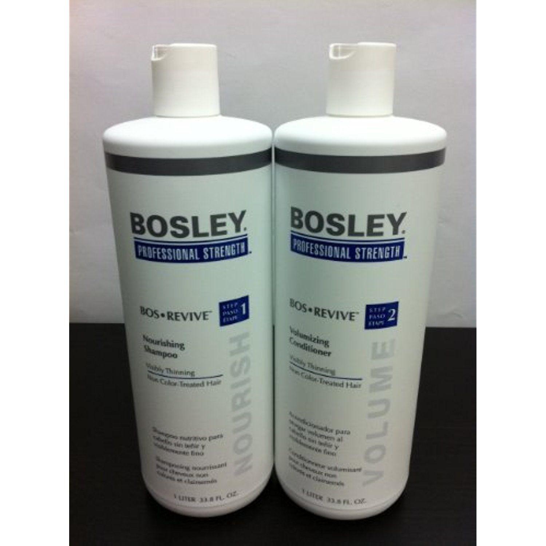 BOSLEY BOS REVIVE Shampoo and Conditioner Set Visible