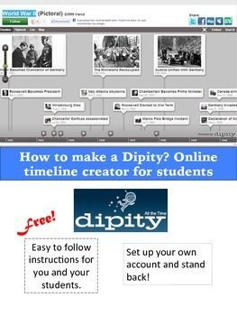 dipity online timeline creator free free free students will