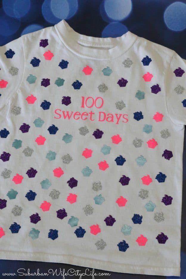 100 Sweet Days Shirt