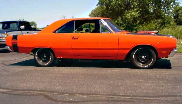 1969 Dodge Dart Gts Maintenance Of Old Vehicles The Material For