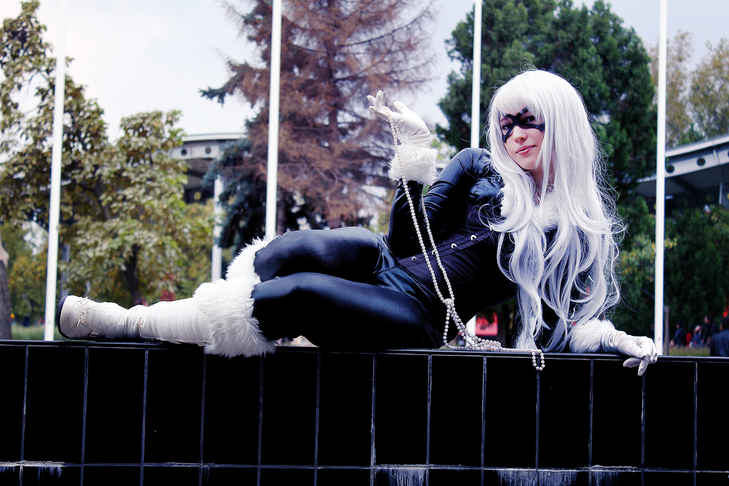 Black Cat by Sayorineko.deviantart.com on @deviantART