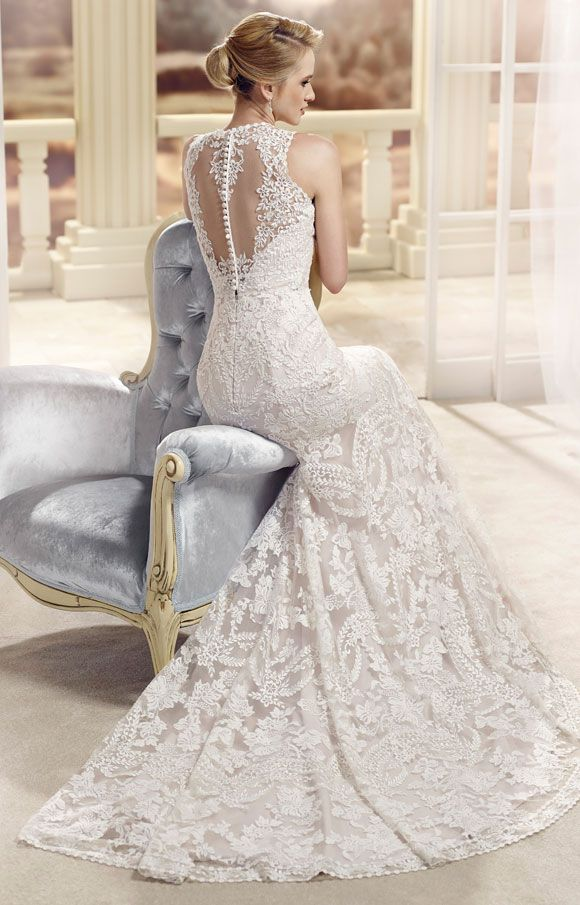CT130 Eddy K Couture Wedding Dress | Tulle gown, Bridal gowns and Gowns