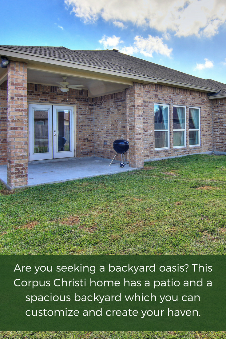 Make This Corpus Christi Home For Sale Your Private Haven Homeforsaleincorpuschristitx Elizabethstraesslerealestate Corpus Christi Tx Corpus Christi Corpus