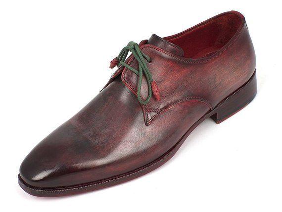 2e0dd61ce73 Paul Parkman Men s Mixed Color Derby Shoes (ID DB59MX)