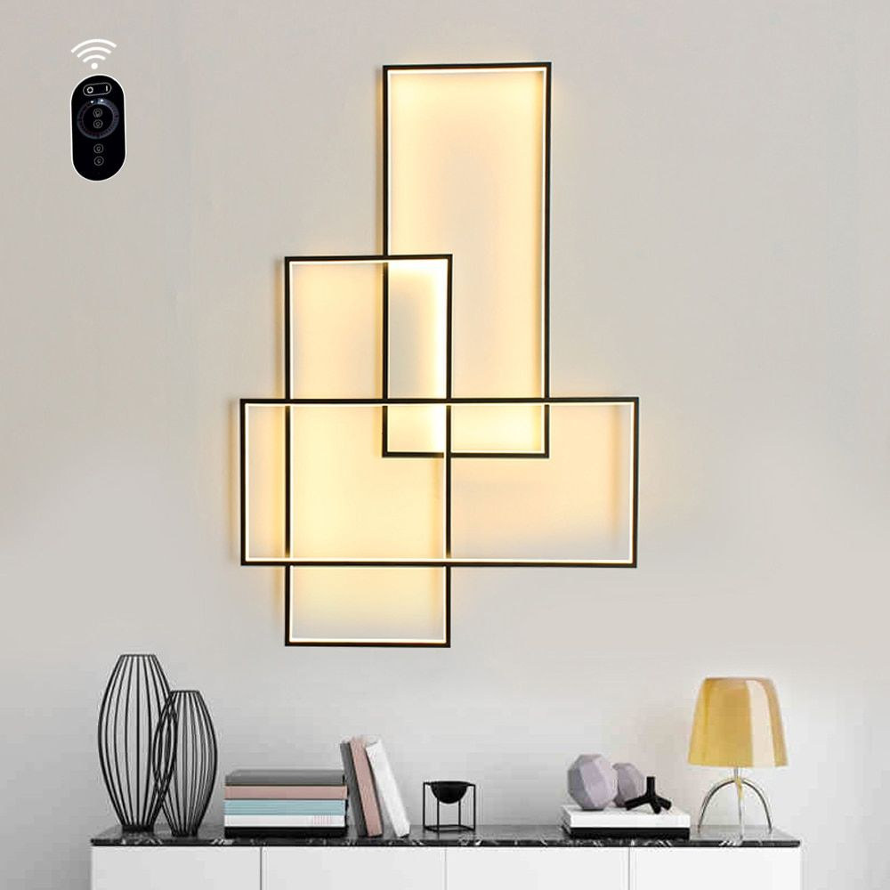 Umeiluce Led Wall Lamp Sconces Designer Lighting Aluminium Living Bed Room Stairs Wall Light Hotel Wall Lamps Living Room Sconces Living Room Lamps Living Room