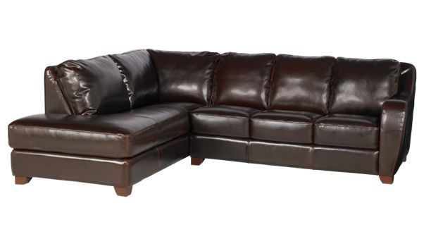 Futura-Kirk-Kirk 2 Piece Sectional - Jordanu0027s Furniture  sc 1 st  Pinterest : jordans leather sectional - Sectionals, Sofas & Couches