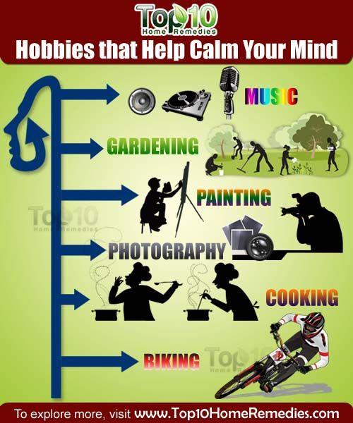 Top ten hobbies