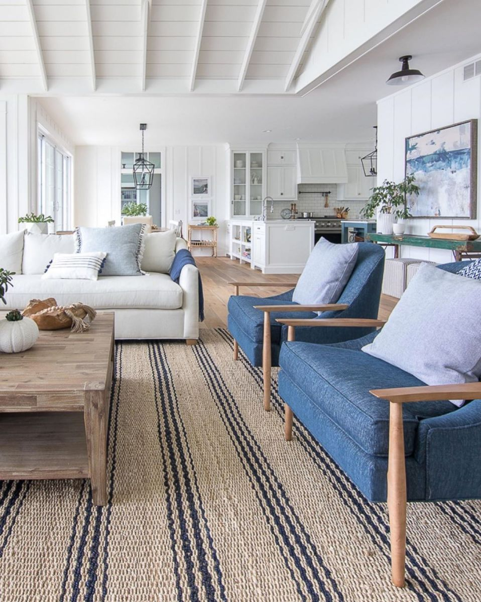 16 Coastal Chic Decorating Ideas That Will Transport You To The
