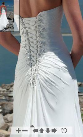 Embellished Back Wedding Dresses Illusion Back Wedding Dresses Wedding Dresses Corset Backless Wedding Dress Destination Wedding Dress