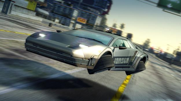 Favourite car in a game? - NeoGAF | Speed Racer | Burnout