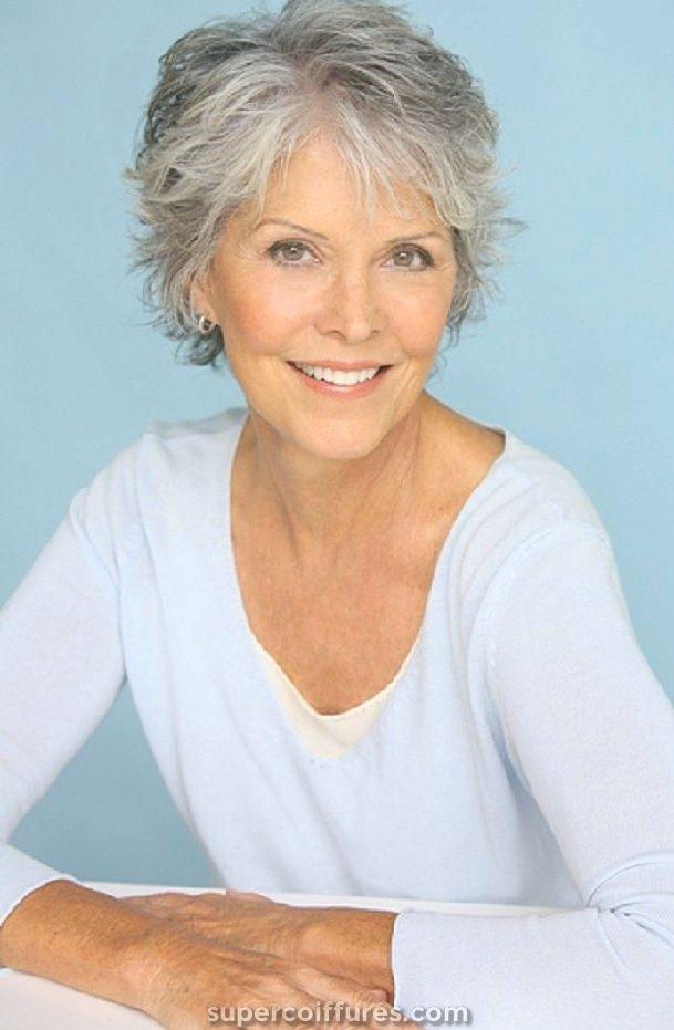 30 Les plus courtes coiffures pour les femmes de plus de 50 ans » Supercoiffures.com