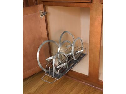 By Your Hands: Organize - Ideas for Storing Pans