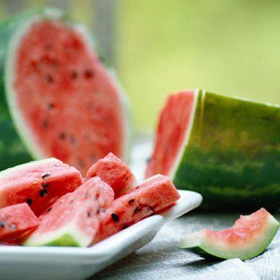 Top Belly-Slimming Foods: 1. Watermelon 2. Greek Yogurt 3 ...