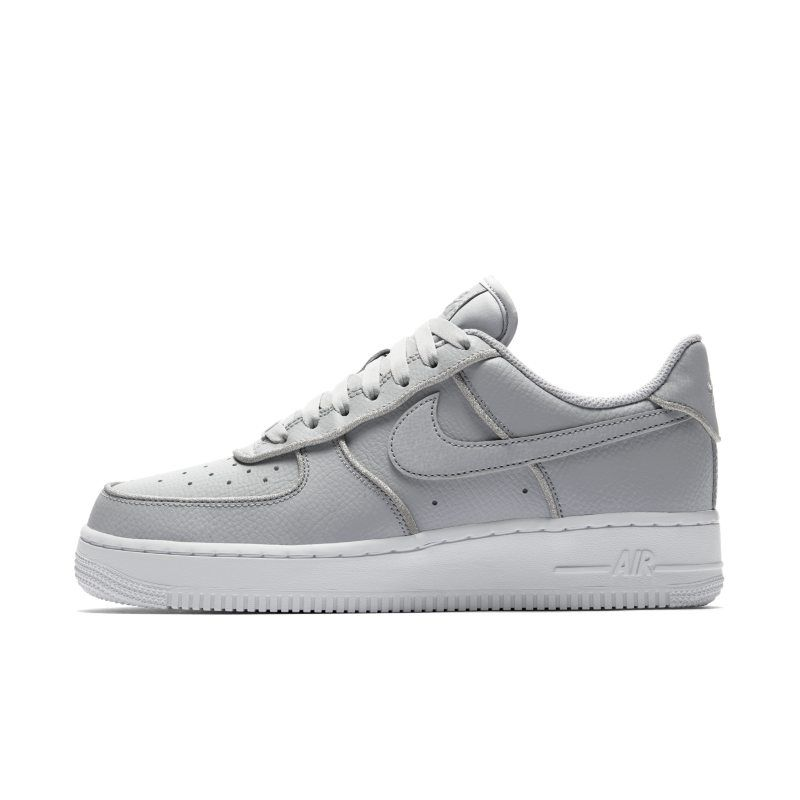 the latest bc9e4 91149 Nike Air Force 1 Low Glitter Womens Shoe - Grey