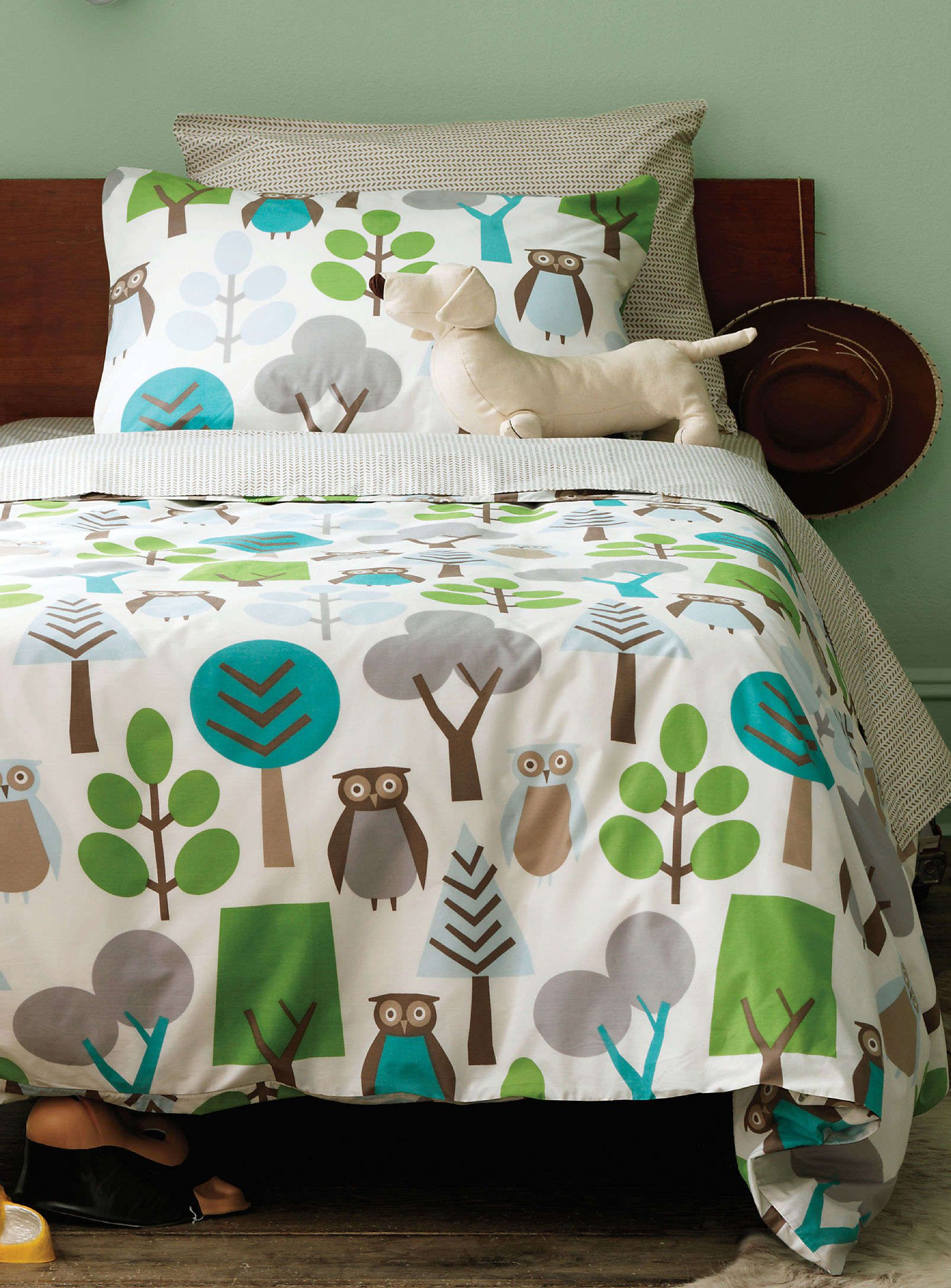 Captivating Create A Magical Room For Your Child With The Owls Sky Duvet Set From  DwellStudio. Popping With Beautical Colors, This Duvet Set Was Inspired By  Folklore ... Awesome Design