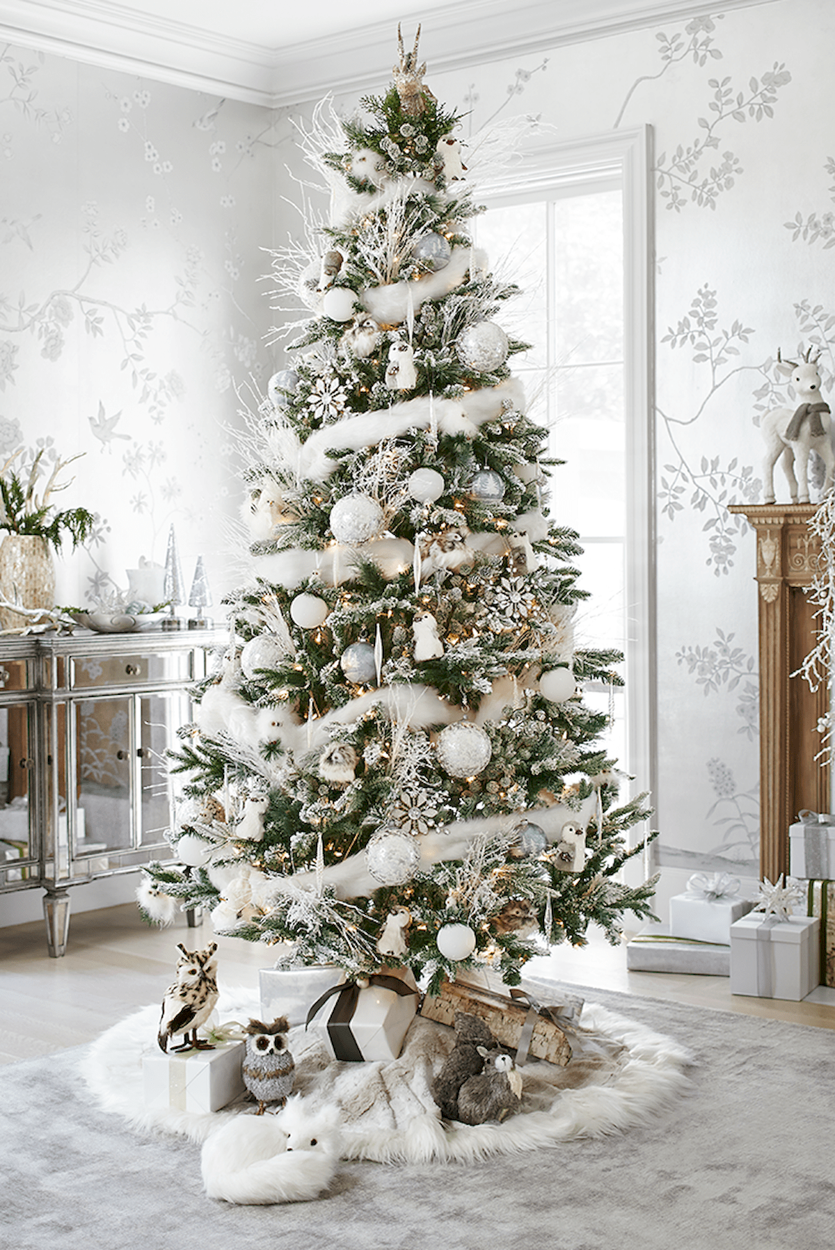 80 Beautiful Christmas Tree Decorating Ideas You Should Try 4
