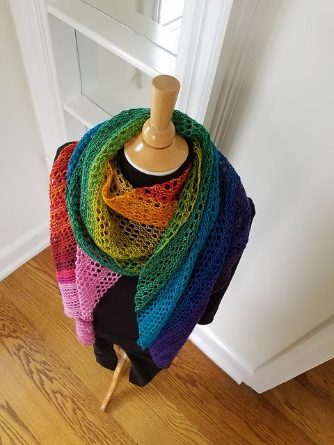 Multi Color Knitting Is All The Rage Right Now And I Dont Know