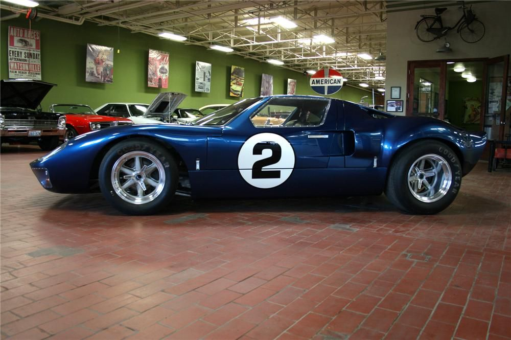 Viper Gts Custom Removabale Targa Top  Ford Gt Replica Front