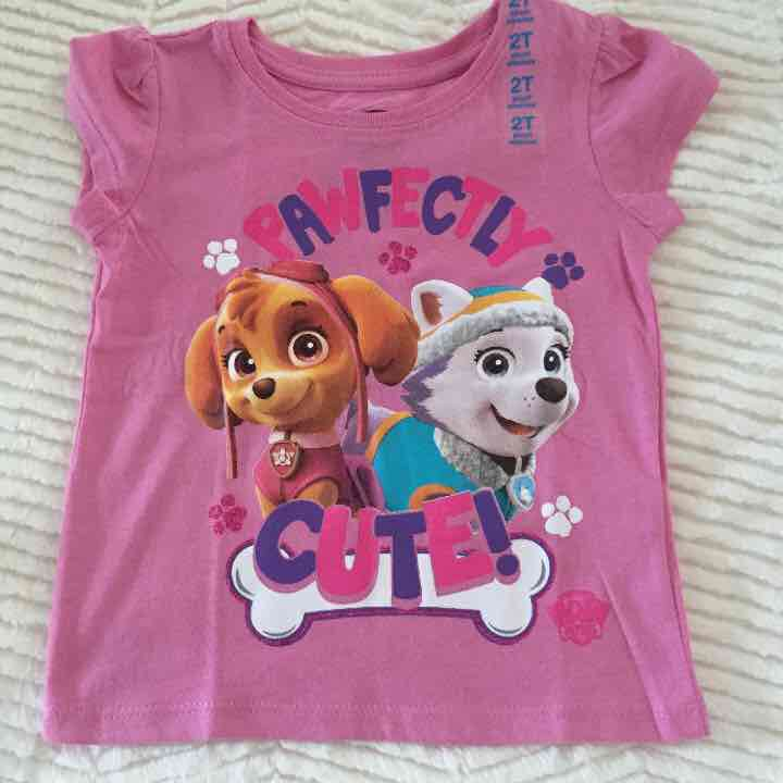Paw Patrol T-Shirt S… ($8) is on sale on Mercari, check it out! https://item.mercari.com/gl/m556329812/
