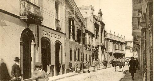 Un Poco De Historia De Algeciras Viajando Por El Mediterráneo