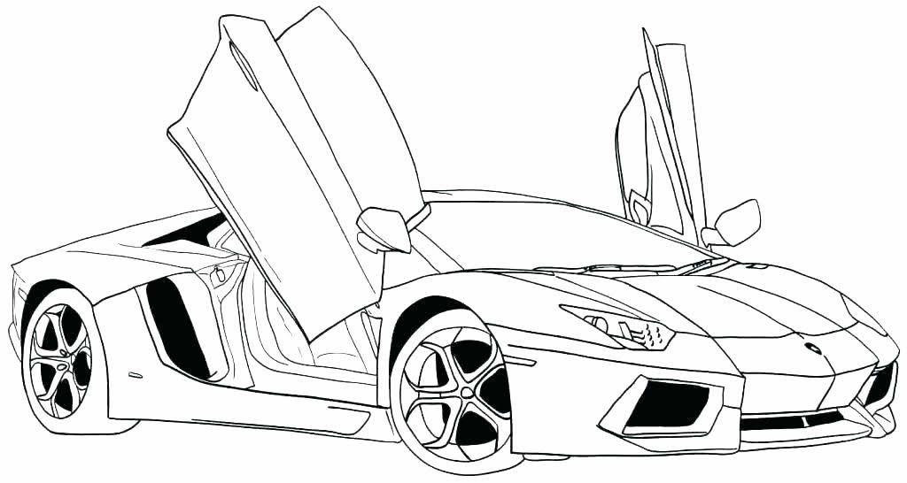 20 Desenhos De Carros Para Colorir E Imprimir Carros Para
