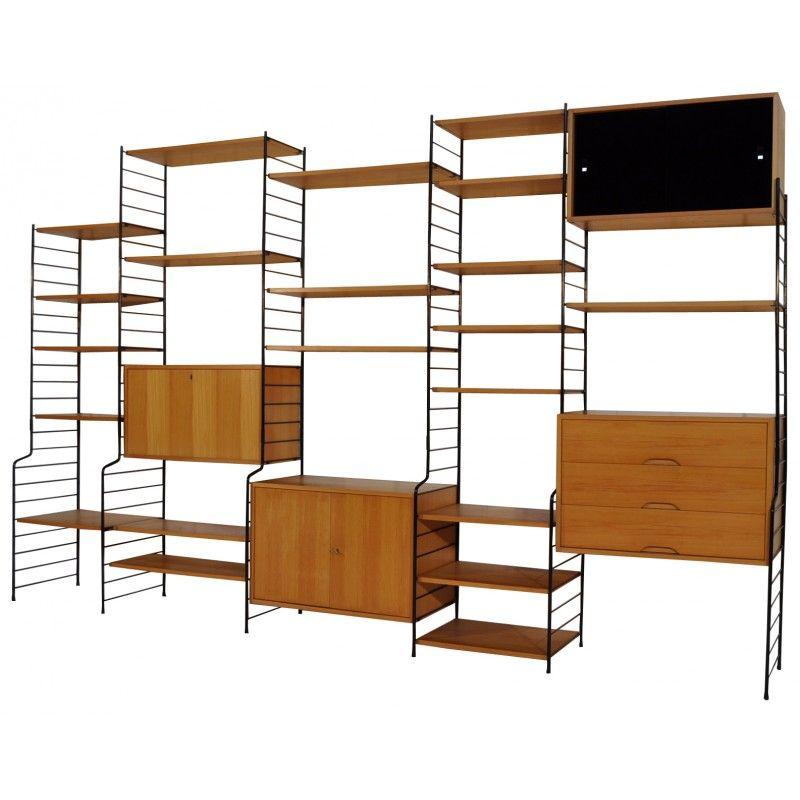 Etagere Modulable Vintage Annees 70 Design Market Etageres Modulables Module Design