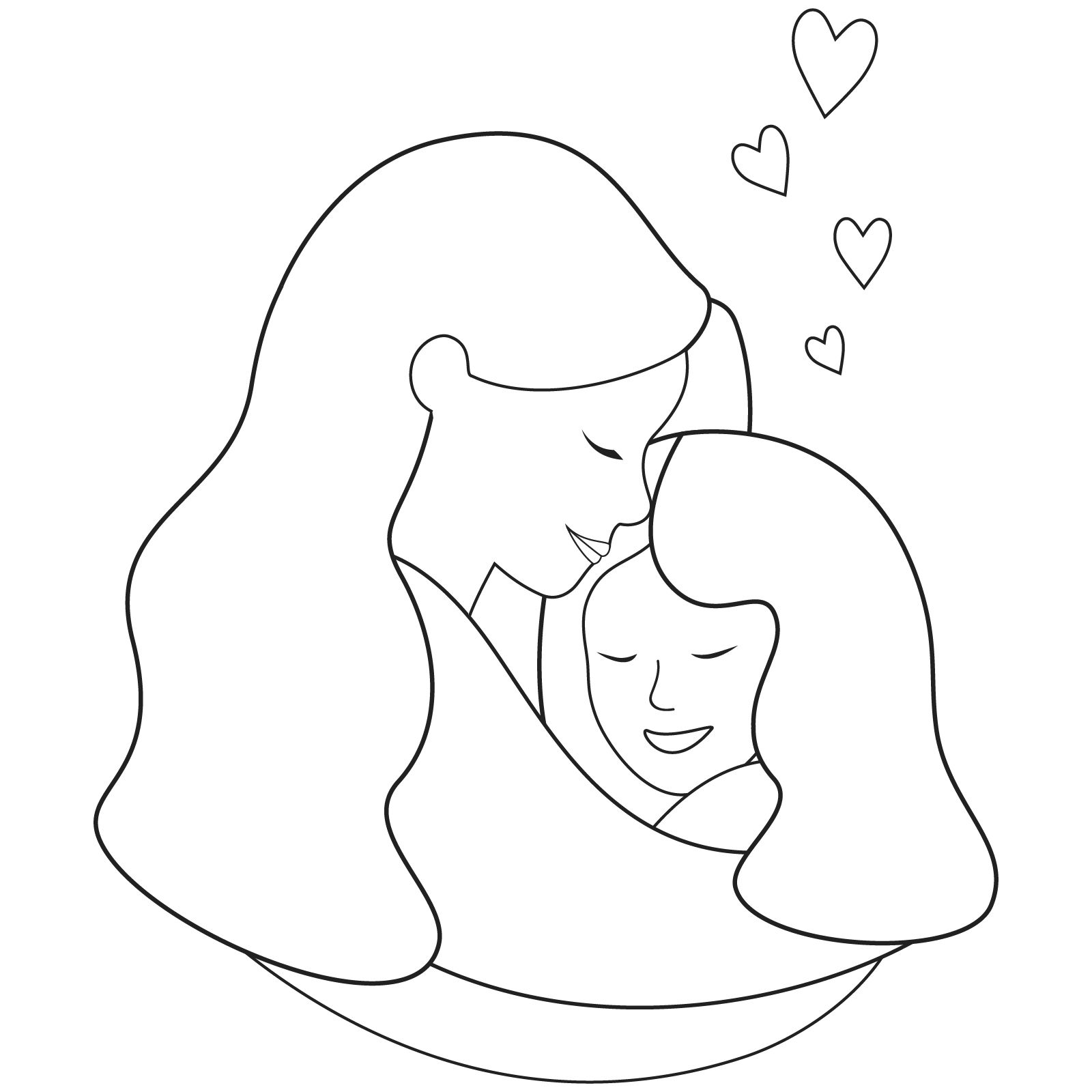 Mom Clipart Black And White Ideas In 2021 Mom Clipart Clipart Black And White Mom Art