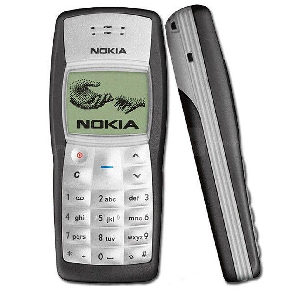 Débloqué Original nokia 1100 nokia 1100 Mobile téléphone GSM en 2020   Accessoire telephone ...