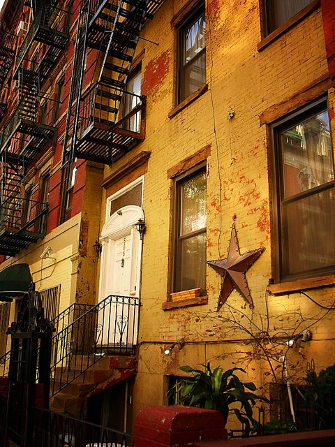 Alphabet City Nyc By Vivienne Gucwa Love Everything But The Star