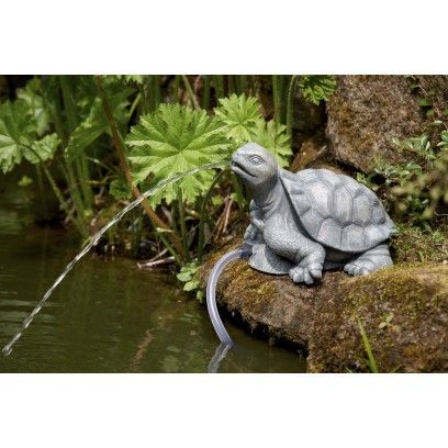 pond spitters turtle pond spitter statue stone finish this realistic