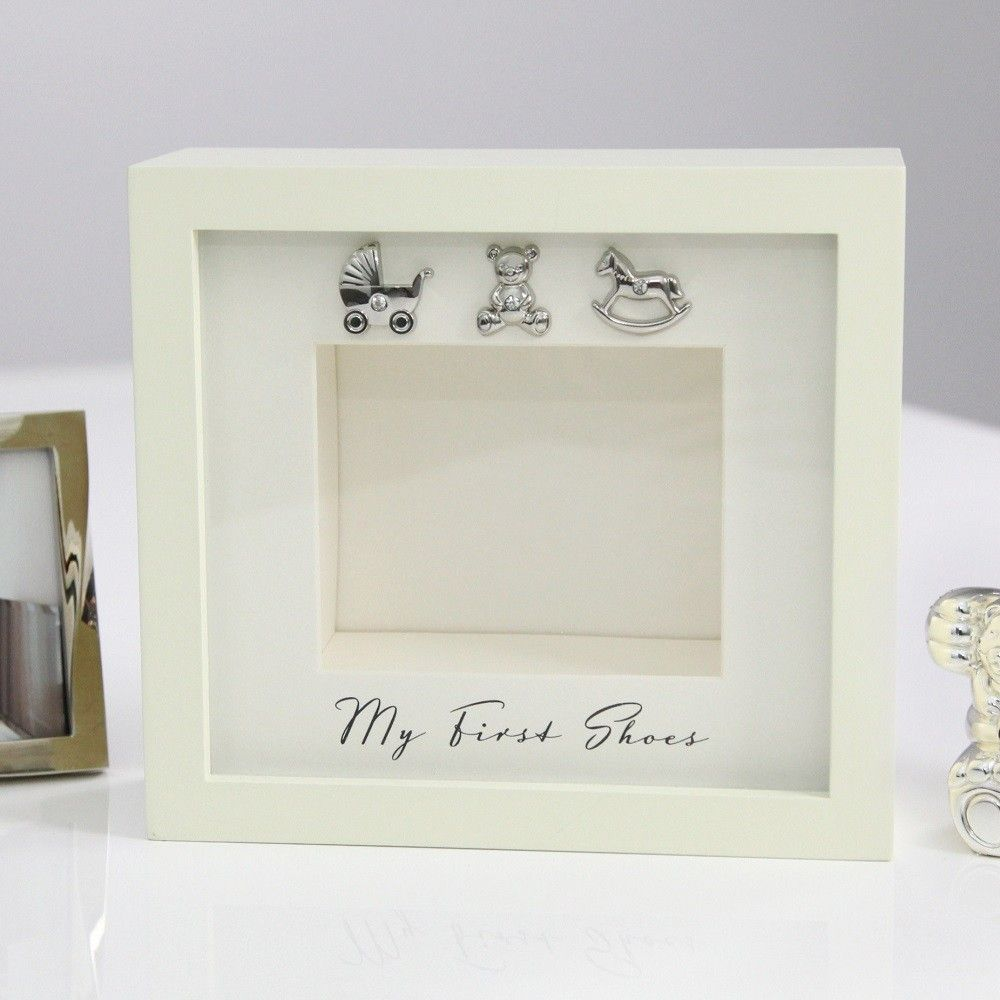 My 1st Shoe Box Frame | nursery | Pinterest | Simple, Frames and Boxes